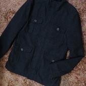 Пальто-пиджак на подкладке 48-50