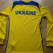 Фирменный реглан Аdidas climacool сборной Украины
