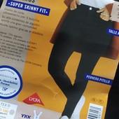 Ш32.стильные джинсы syper Skinny Fit , от Esmara.