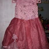 Платье целое для крошки, есть мелкий нюас на фото