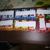Карточки АТБ арена (3 шт на выбор)