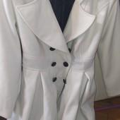 Пальто на девушку с пышным бюстом