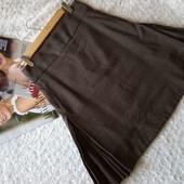 Edina. Стильная теплая юбка с карманами. Размер наш 42,44