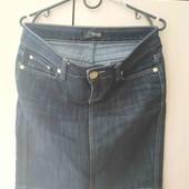 джинсовая юбка в хорошем состоянии, размер 30