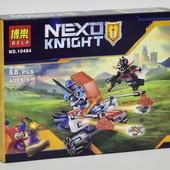 Конструктор Nexo Knights 10484 Королевский боевой бластер 88 дет, много лотов