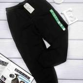 Спортивні штани на мікрофлісі Crafted.