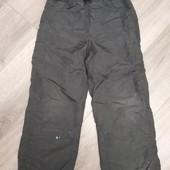 Утепленные штаны H&M! Германия! 116р. 5-6лет Состояние хорошее!