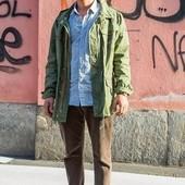 Новые с бирками крутые брюки-чино Marks & Spencer (Англия) размер: w36 / l33