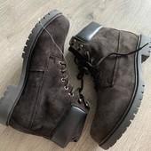 Ботинки кожа 28,5 см