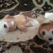 Cutetitos - мягкие игрушки-сюрпризы, завернутые в лаваш,лот один