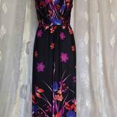 длинное платье гладкий трикотаж