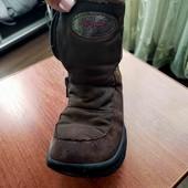 ботинки с утеплителем
