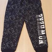 Теплі спортивні штани джогери на хлопчика розмір 98/104, бренд lupilu Геpманія