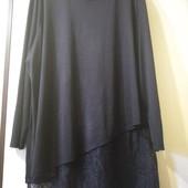 Шикарная туника платье на пышные формы 58-60р.