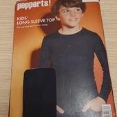 реглан на хлопчика підлітка. Бренд pepperts Германія. Розмір 158/164