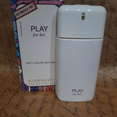Givenchy Play for her arty color edition 75 ml