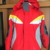 Куртка, деми, размер 10 лет 140 см, Snowbird. сост. отличное