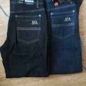 Теплющие джинсы на флисе ,батал-40, р-р.(см описание)