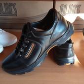 Шкіряні кросівки 40-45 р / шт / повноміри.