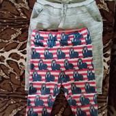 Отличные штанишки для малышей 6- 12 мес.