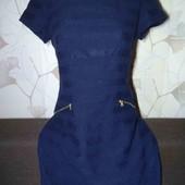 фирменное красивое универсальное платье S