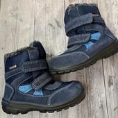 Отличные термо ботиночки Skofus 26 размер стелька 16 см