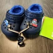 Crocs, оригинал, джибитсы в подарок.Бесплатная доставка. Розыгрыш призов.