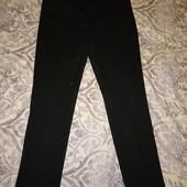 Зауженные школьные брюки 14-15лет в идеальном состоянии