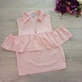Лёгкая блузка для девушки, подростка рр Xs. Отличное состояние