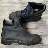 Кожаные Деми ботиночки Timberlend 32,5 размер стелька 21 см