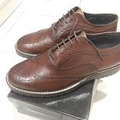 Итальянские мужские туфли. Привезены с Италии