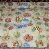 новое детское одеяльце