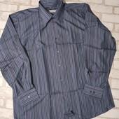 Крутая мужская классическая рубашка Bossado. Размер XXL.смотрите мерки!