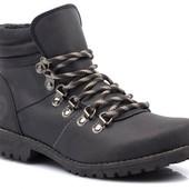 Женские зимние ботинки Braska низкая цена!!!JR342
