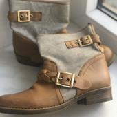 Ботинки Cosmoparis оригинал кожа