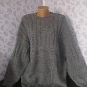 Мужской свитер, размер 58