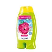 """Детский гель и пена для ванн Avon Naturals kids """"Клубничный вихрь"""" 250 мл."""