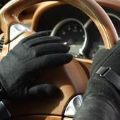 Теплые мужские кашемировые сенсорные перчатки! Качество очень высокое.