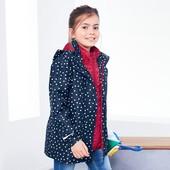 ☘ Водо-, ветро-, грязенепроницаемая куртка 2 в 1 от Tchibo(Германия), размеры наши: 122/128