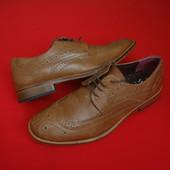 Туфли W 10 Julien Macdonald натур кожа 44 разм 28.5 см