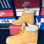 Стильные зимние ботинки Timberland,черевики Тімберленд,44р,ст29,5см,Распродажа последних размеров-70