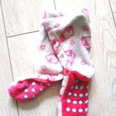 Плюшеві носочки lidl, розм 24/26 євро наш 28
