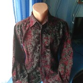Мужская рубашка, р.М(46-48)