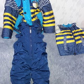 Продам зимний костюм для мальчика)