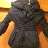 Куртка. деми, внутри флис, размер 6 лет 116 см, Martino. состояние отличное