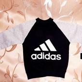 Теплые реглан Adidas или батник Brawl Stars