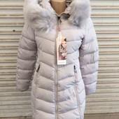Куртка зимова. розмір М (44-46)