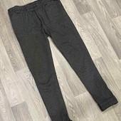 Теплые брюки на размер 48-50