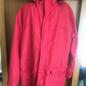 Куртка деми, внутри флис, размер L. Cotton Traders. состояние отличное