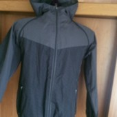 Куртка. термо ветровка, внутри сетка, р. 10-11 лет 146 см, Freaky. состояние отличное